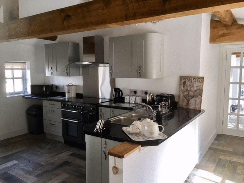Kitchen to holiday