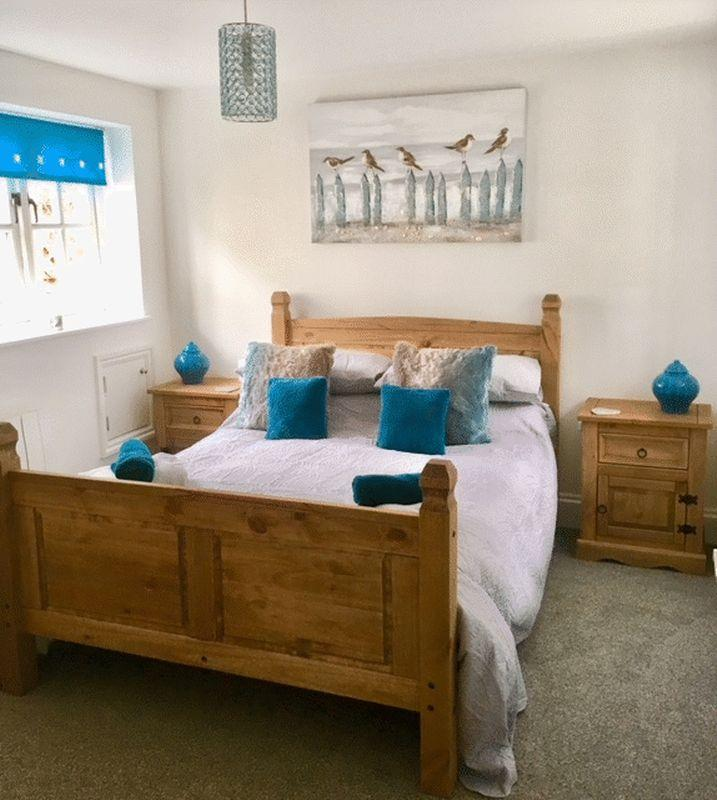 Bedroom to holiday