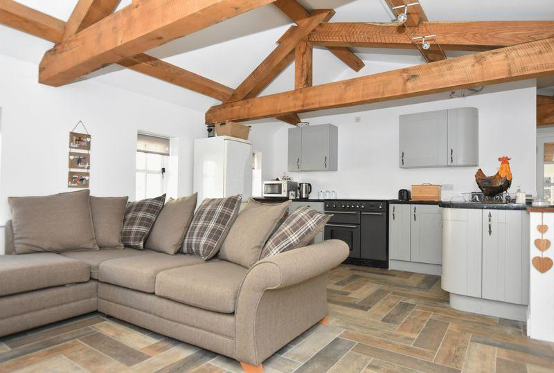 Stables open plan