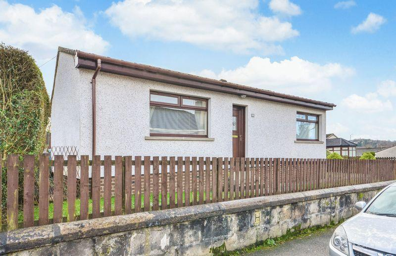 2 Bedrooms Detached Bungalow for sale in Manse Road, Kilsyth