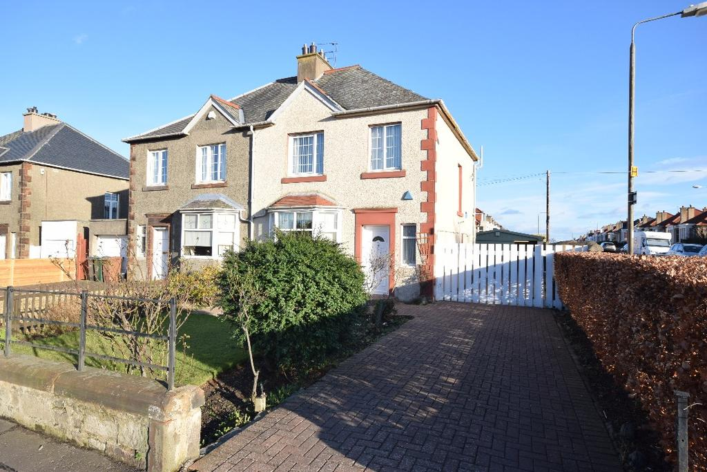 3 Bedrooms Semi Detached House for sale in Liberton Gardens, Liberton, Edinburgh, EH16 6JU
