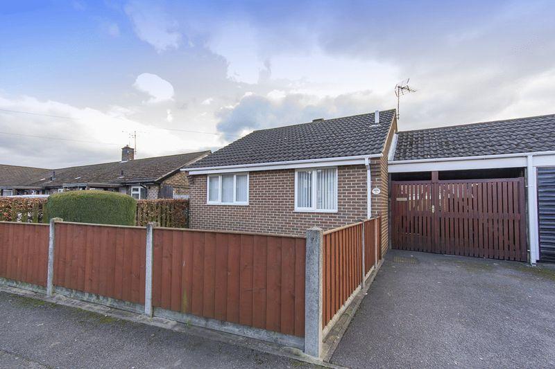 2 Bedrooms Detached Bungalow for sale in WILLETTS ROAD, CHADDESDEN
