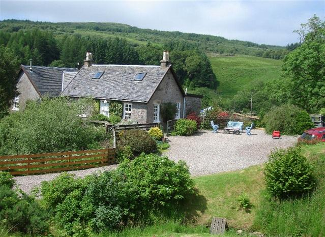2 Bedrooms Cottage House for sale in Skipness, by Tarbert