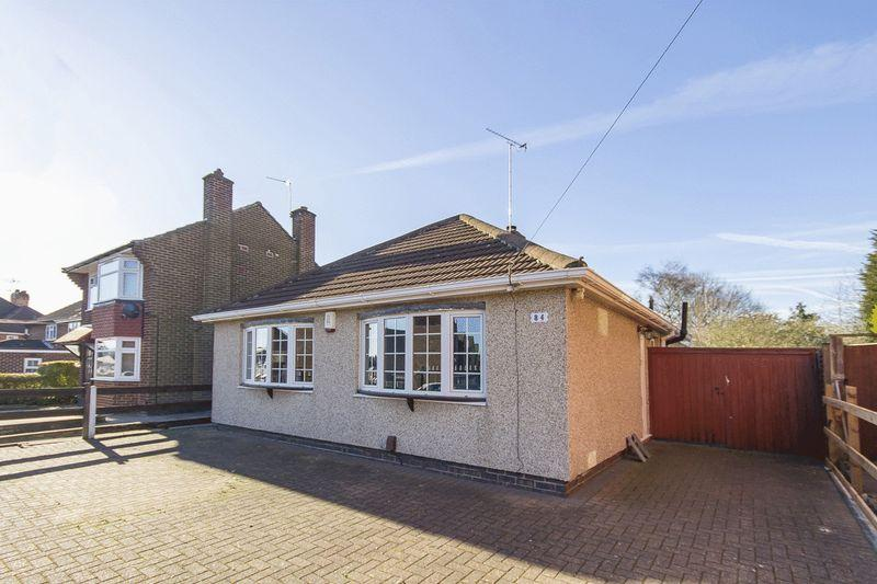 2 Bedrooms Detached Bungalow for sale in Bedford Street, Derby