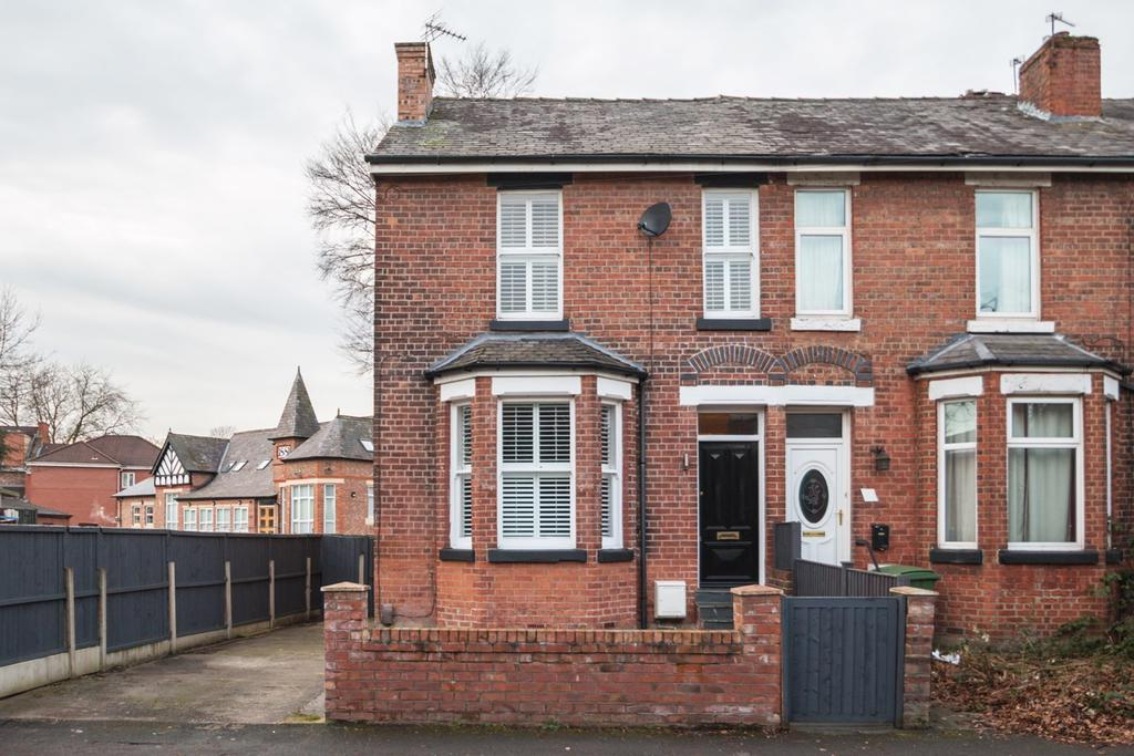 4 Bedrooms End Of Terrace House for sale in Westbourne Road, Urmston, Manchester, M41
