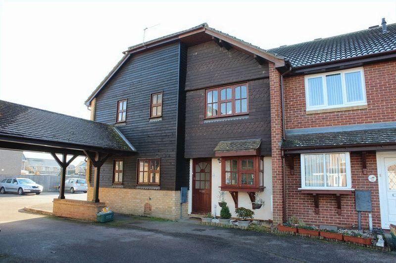 2 Bedrooms Terraced House for sale in Paddock Wood