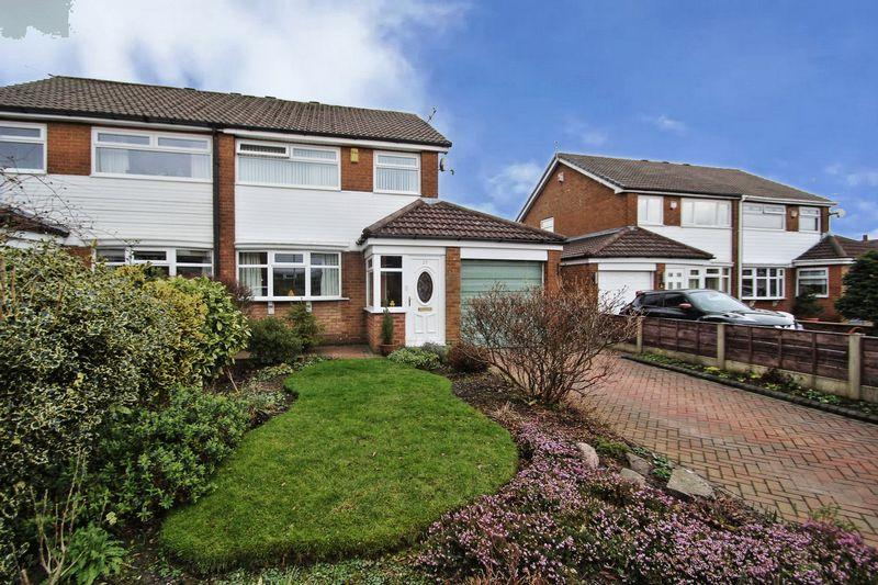 3 Bedrooms Semi Detached House for sale in Dorchester Grove, Hopwood, Heywood OL10 2PJ