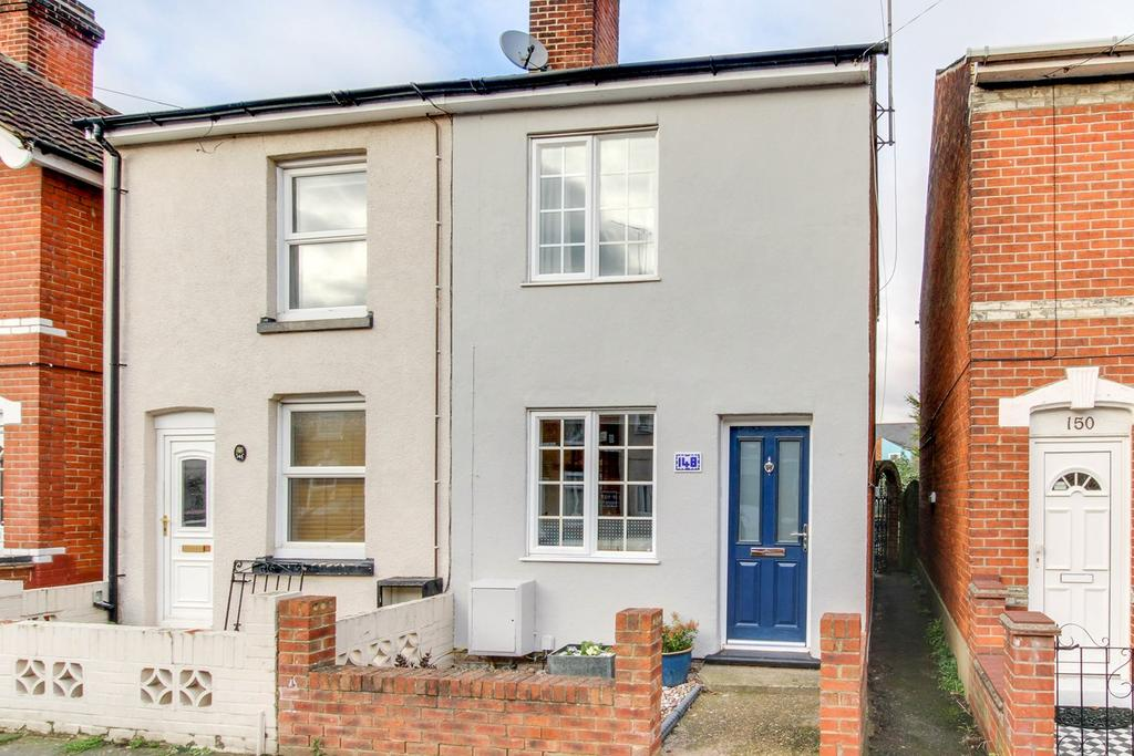 3 Bedrooms Cottage House for sale in Canterbury Road, Colchester, CO2