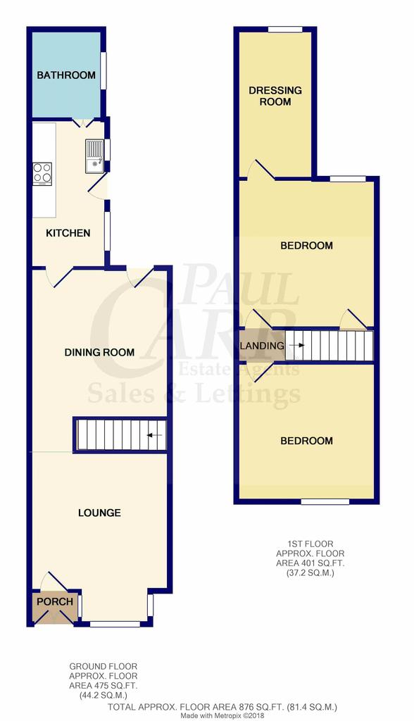 Floorplan: 63 dean road