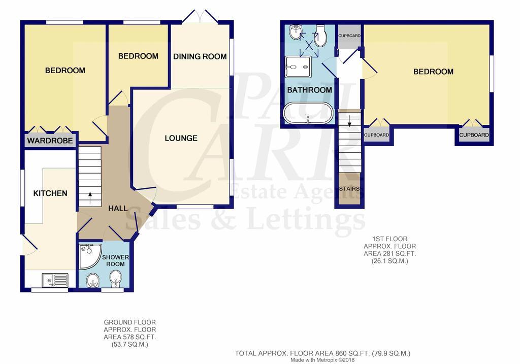 Floorplan: 11 berwood gardens