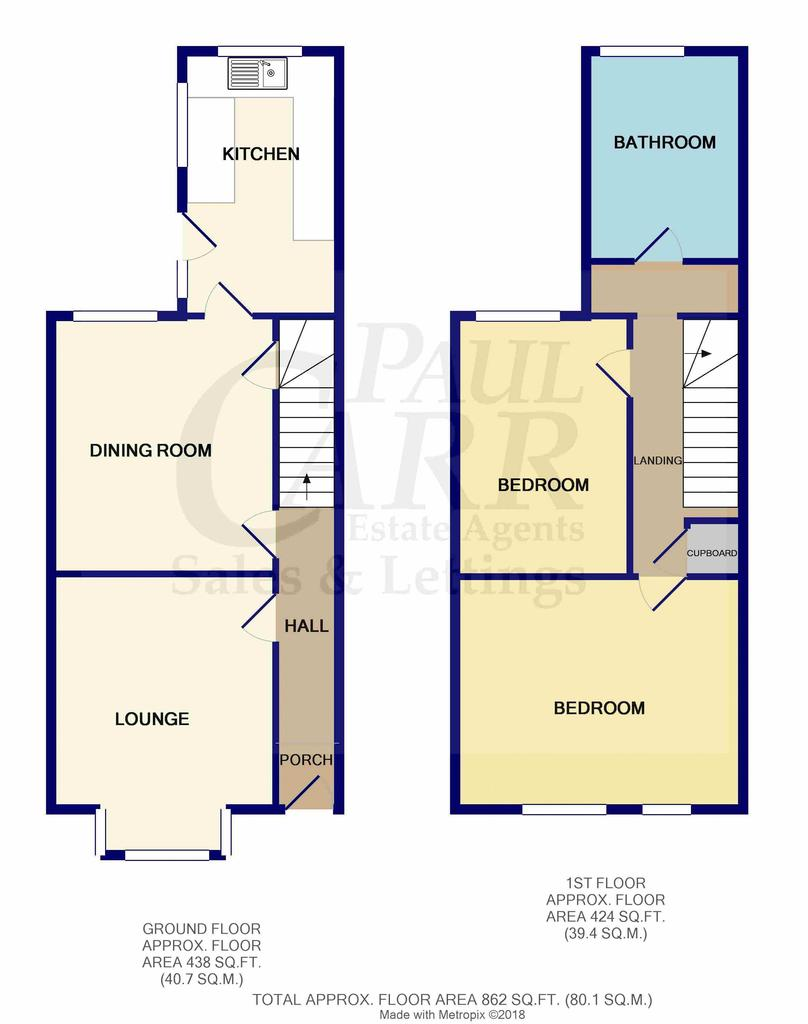 Floorplan: 99a south road