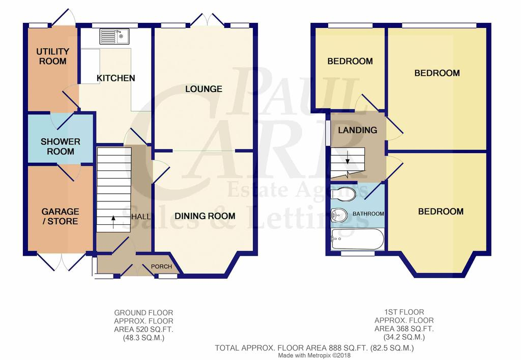 Floorplan: 97 millington road