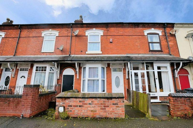 2 Bedrooms Terraced House for sale in Drayton Road, Bearwood