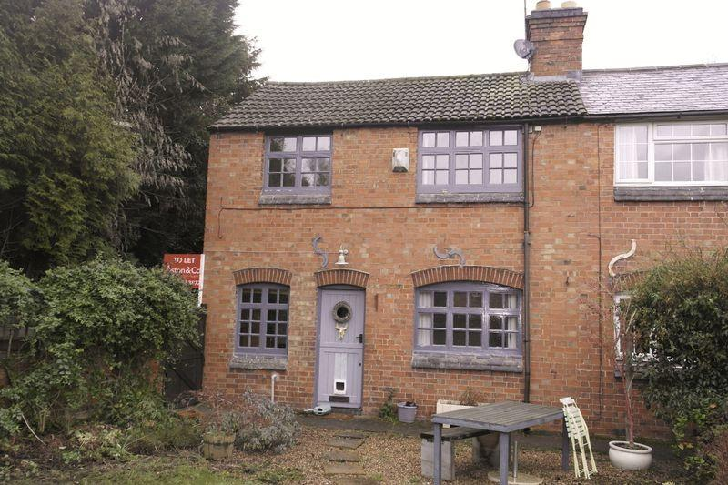 2 Bedrooms Semi Detached House for sale in The Nook, Great Glen, Leicester