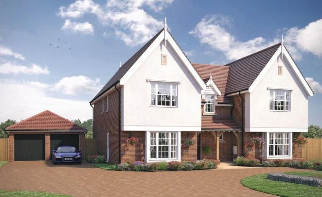 5 Bedrooms Detached House for sale in Little Bentley