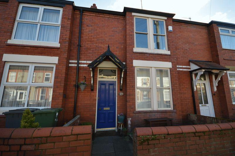 2 Bedrooms Terraced House for sale in South Road, West Kirby