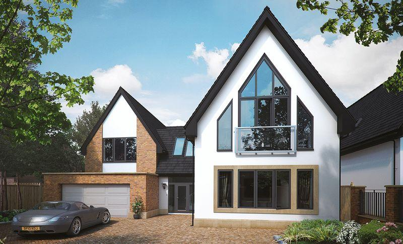 5 Bedrooms Detached House for sale in The Silverdale, Victoria Place, Freshfield