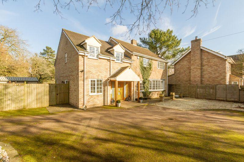 5 Bedrooms Detached House for sale in Woodstock Road, Yarnton