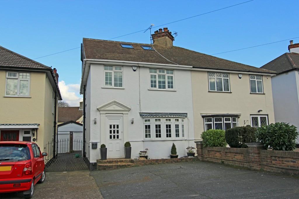 4 Bedrooms Semi Detached House for sale in Salisbury Road, Banstead