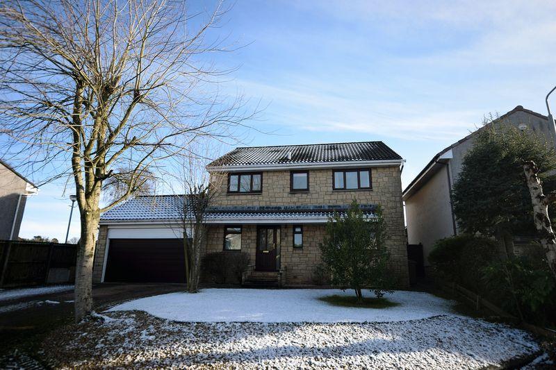 5 Bedrooms Detached Villa House for sale in 6 North Gargieston Road, Kilmarnock KA1 1TE