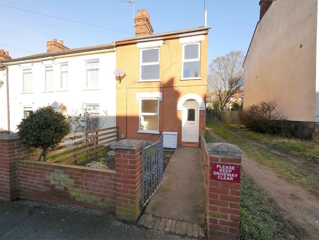 3 Bedrooms Semi Detached House for sale in Ringham Road, Ipswich