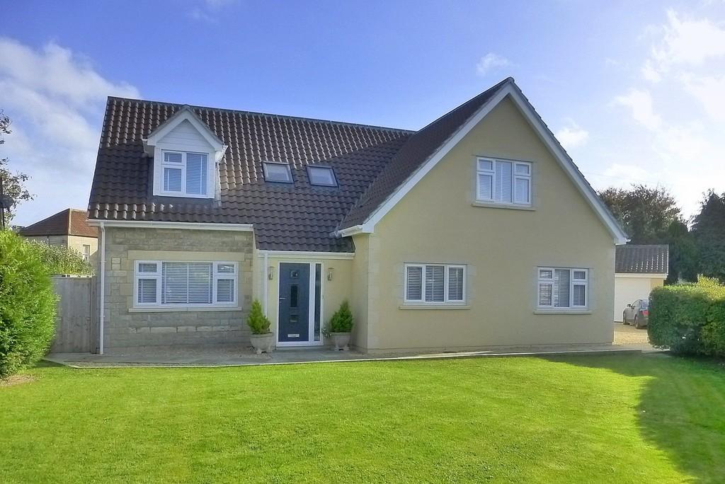 4 Bedrooms Detached House for sale in Dane Close, Winsley