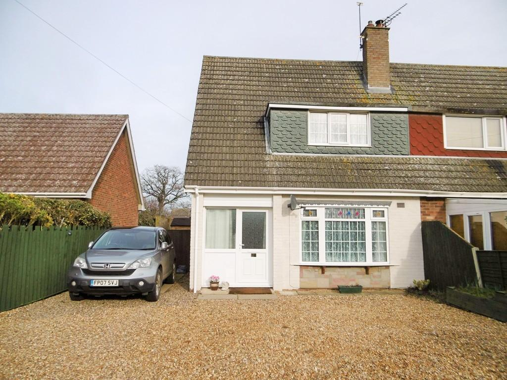 2 Bedrooms Semi Detached House for sale in Aylsham