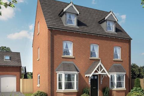 5 bedroom detached house for sale - Dickens Heath Road, Dickens Heath