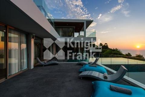 6 bedroom villa  - Kamala, Phuket west coast