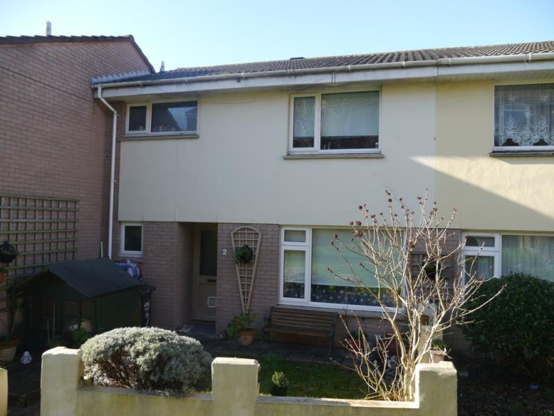 3 Bedrooms Terraced House for sale in 2 Bevan Road, Barnstaple, EX32 8LJ