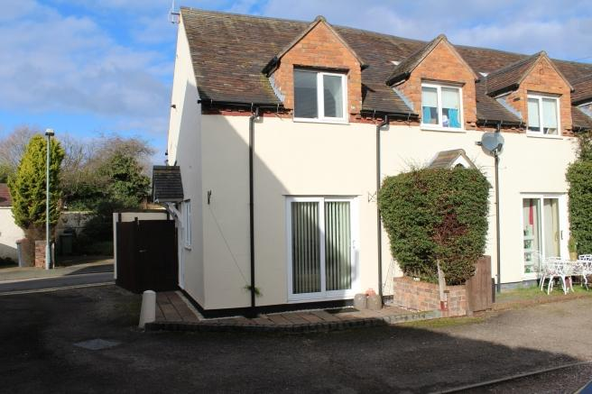 1 Bedroom End Of Terrace House for sale in 1 Tan Mews, Tan Bank, Newport, Shropshire, TF10 7LJ