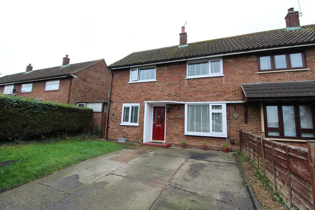 3 Bedrooms Semi Detached House for sale in Waycross Road, Upminster, Essex, RM14