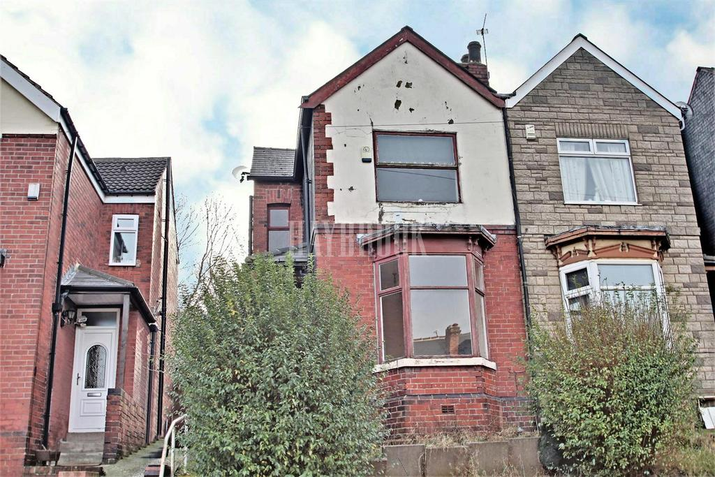 3 Bedrooms End Of Terrace House for sale in Newman Road, Wincobank