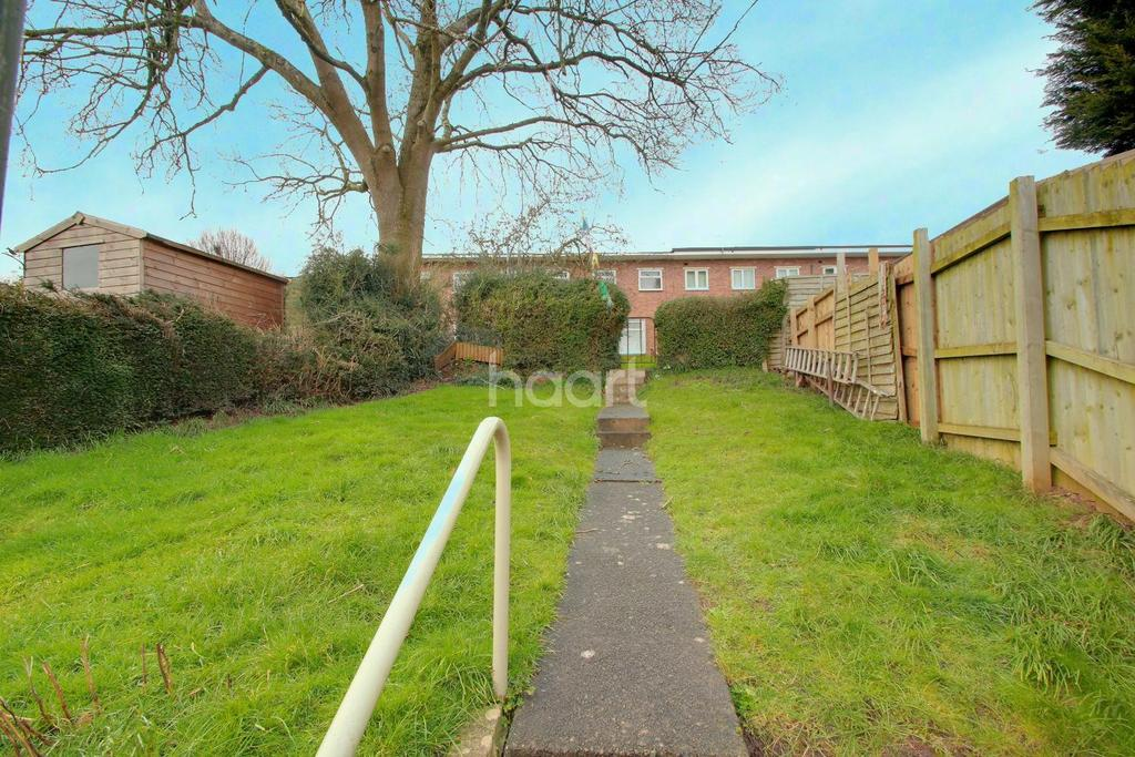 3 Bedrooms Terraced House for sale in Shakespeare Crescent, Newport, NP20