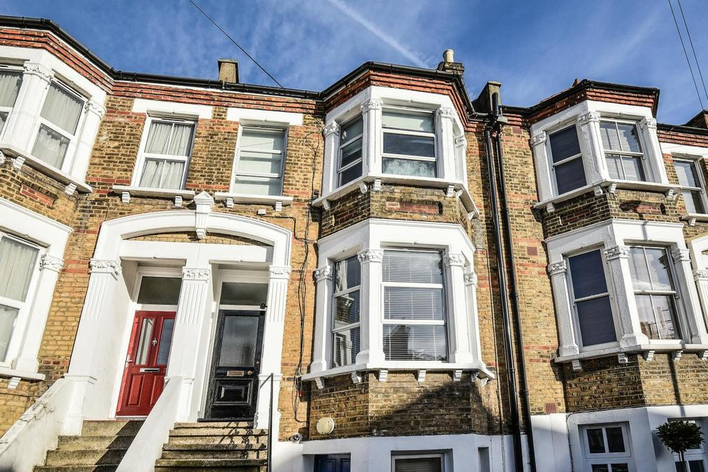 2 Bedrooms Flat for sale in Pendrell Road, Brockley