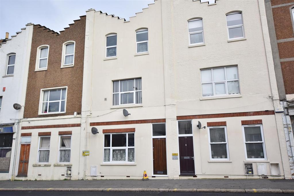 1 Bedroom Flat for sale in Bohemia Road, St. Leonards-On-Sea