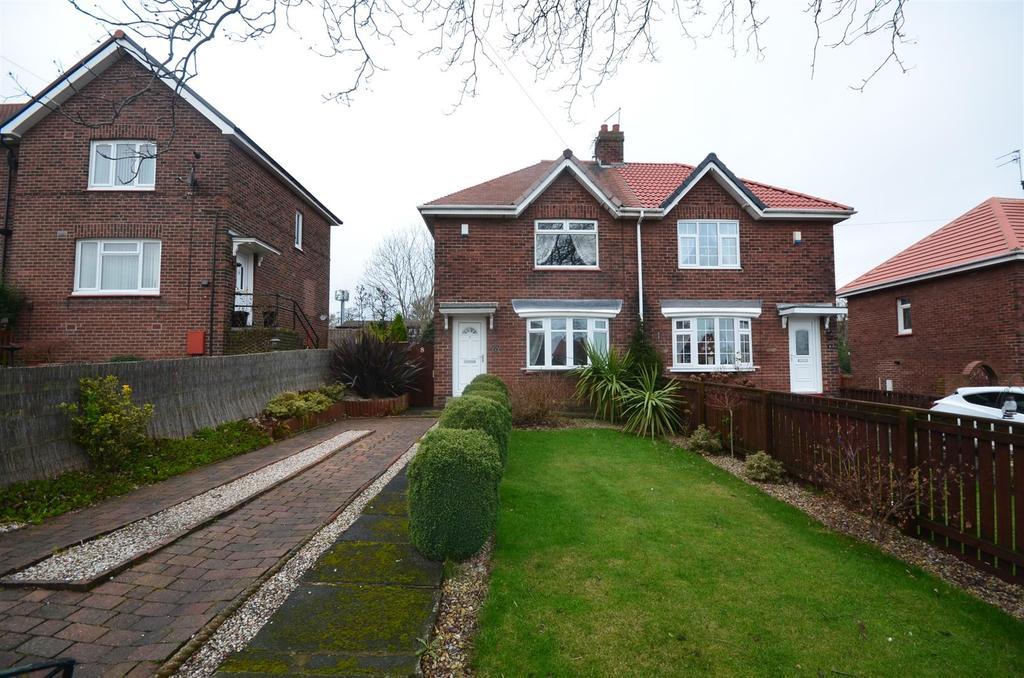 2 Bedrooms Semi Detached House for sale in Holborn Road, Hylton Lane Estate, Sunderland