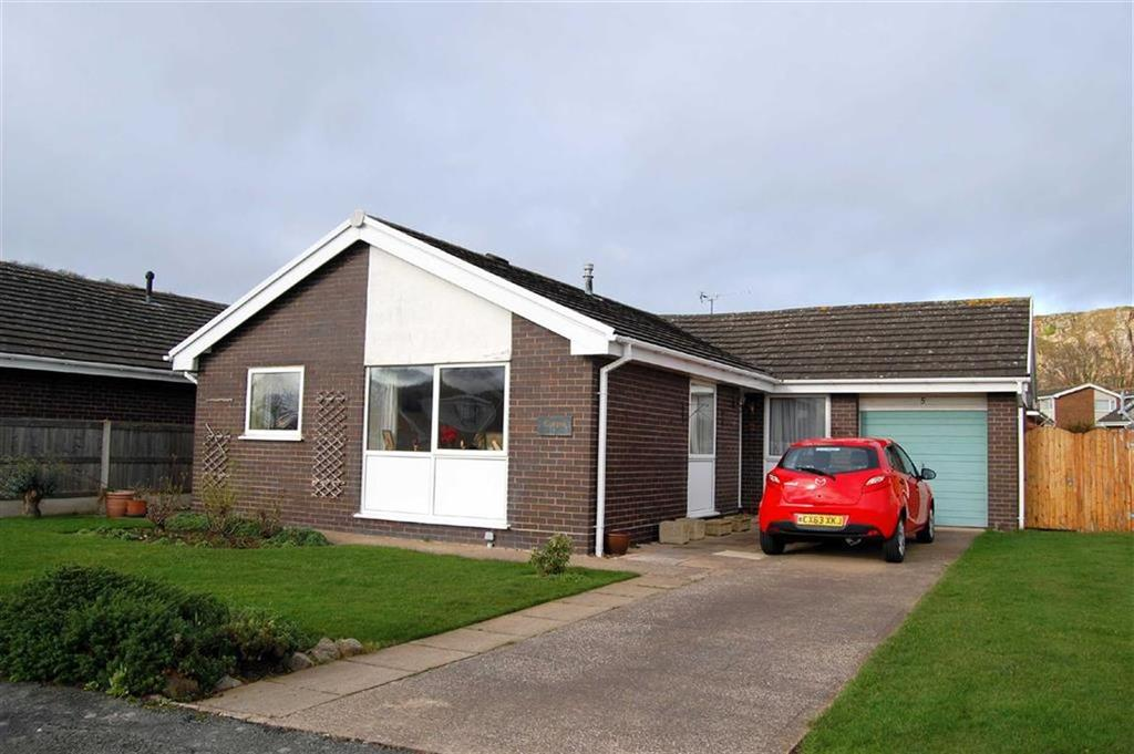 3 Bedrooms Detached Bungalow for sale in Maes Y Mor, Penrhyn Bay, Llandudno