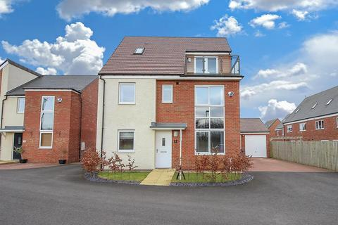 5 bedroom detached house for sale - Lambley Way, Newcastle Upon Tyne