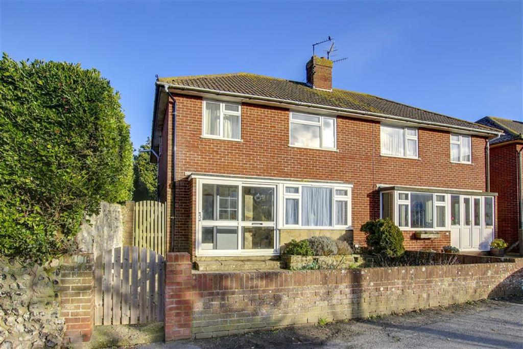 4 Bedrooms Semi Detached House for sale in Manor Farm Cottages, South Heighton
