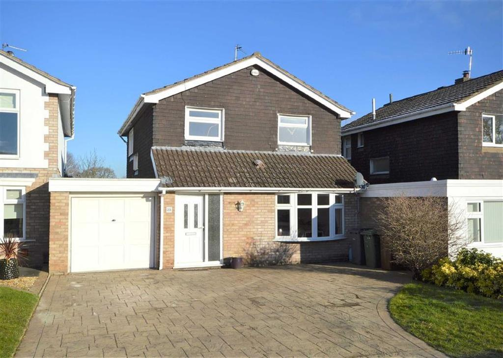 3 Bedrooms Link Detached House for sale in Barnes Green, CH63