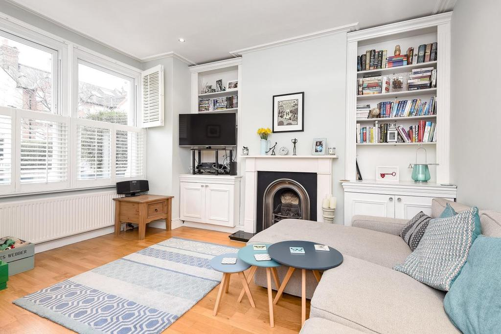 4 Bedrooms Terraced House for sale in Burmester Road, Earlsfield