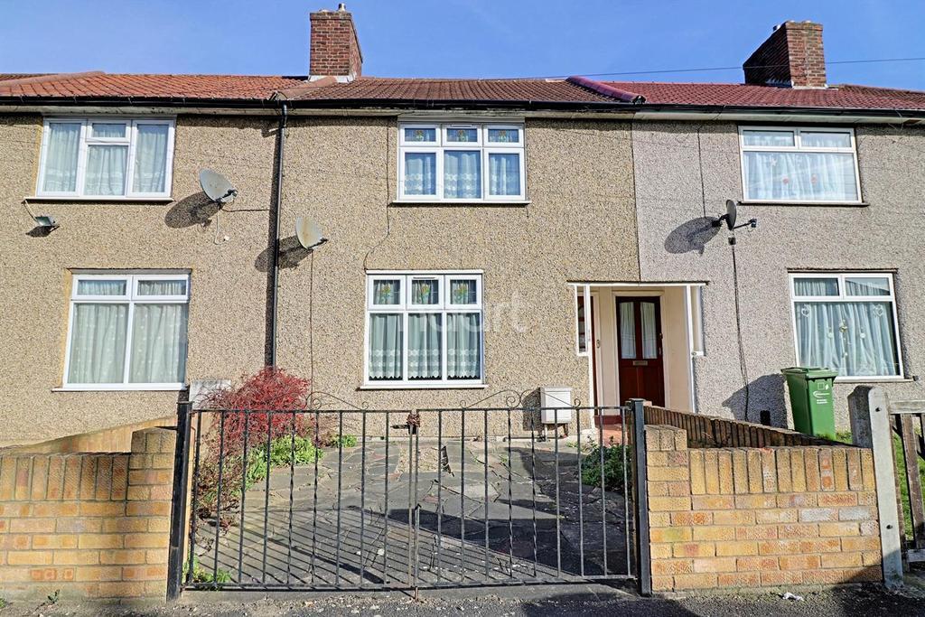 2 Bedrooms Terraced House for sale in Fanshawe Crescent, Dagenham