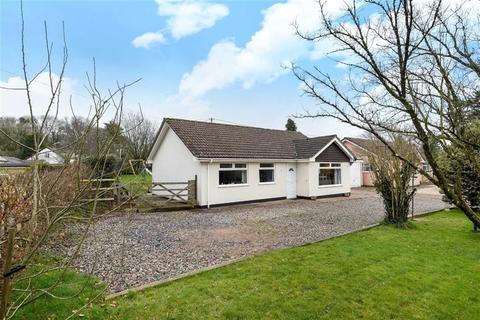 3 bedroom bungalow for sale - Ford Cross, Stoodleigh, Tiverton, Devon, EX16