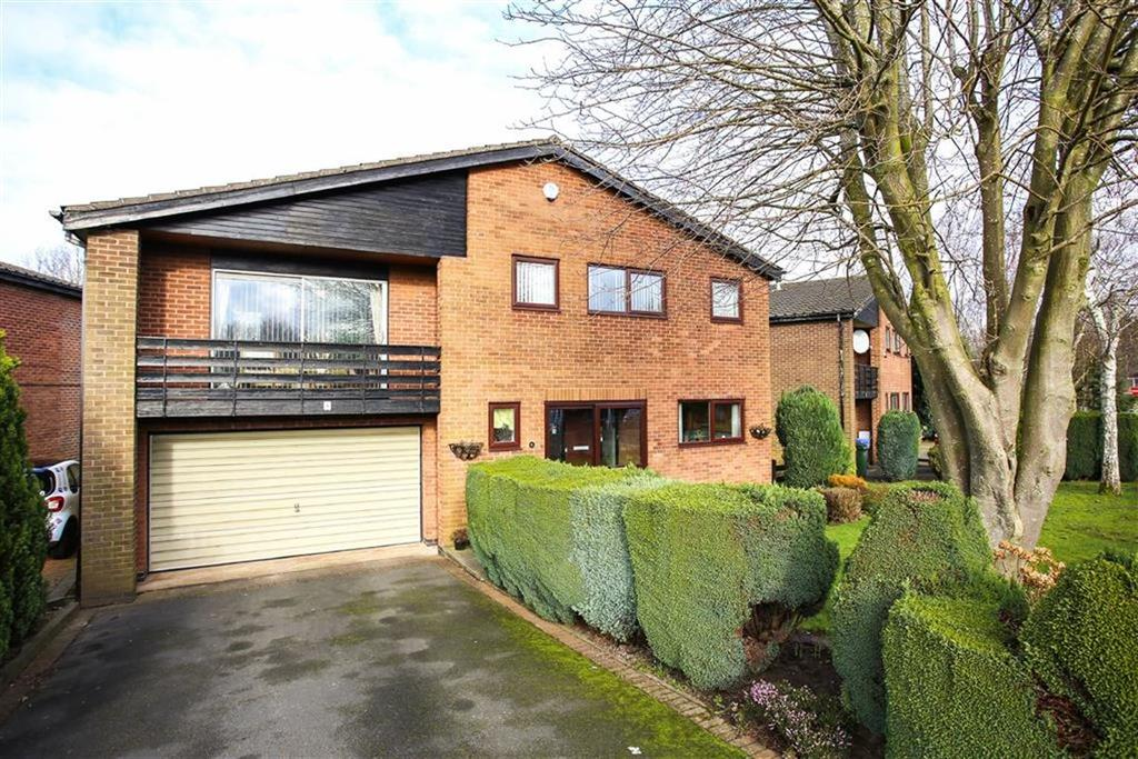 4 Bedrooms Detached House for sale in Green Pastures, Heaton Mersey
