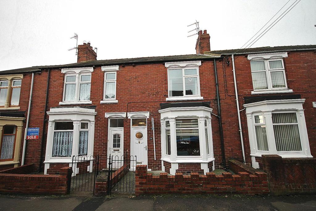 2 Bedrooms Terraced House for sale in Prospect Terrace, Willington, Crook