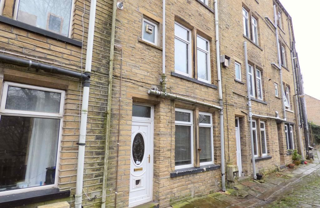 1 Bedroom Terraced House for sale in 7 Stoney Royd Terrace, Halifax HX3 9AB