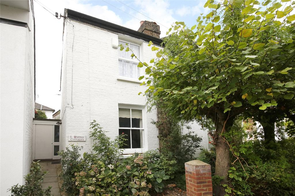 2 Bedrooms Semi Detached House for sale in Wallis's Cottages, Brixton, SW2