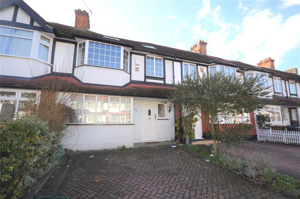 4 Bedrooms Terraced House for sale in Dahlia Gardens, Mitcham, CR4