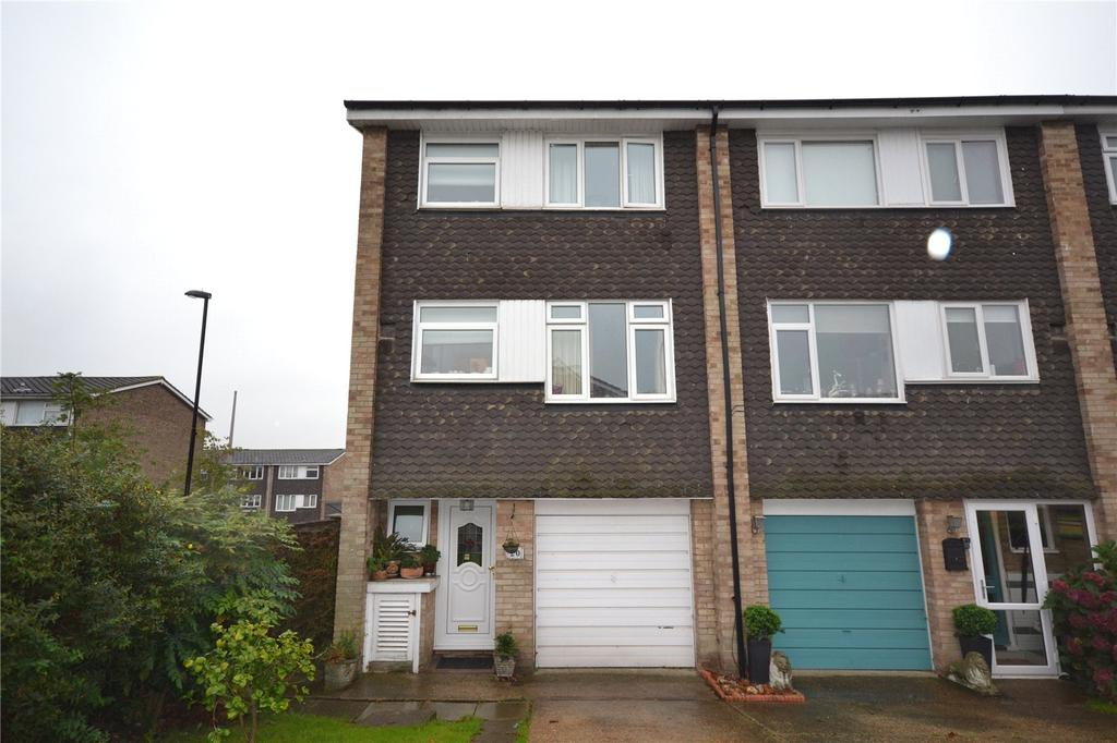 4 Bedrooms End Of Terrace House for sale in Leafield Close, Streatham, SW16